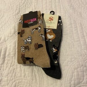 Women's Graphic Crew Socks